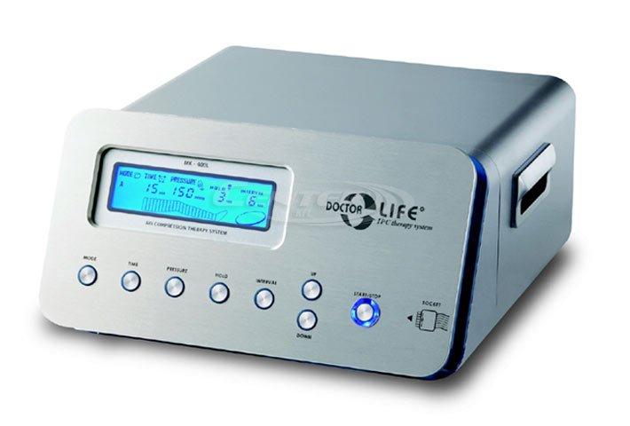 Doctor Life DL 850 professzionális hullámmasszázs készülék
