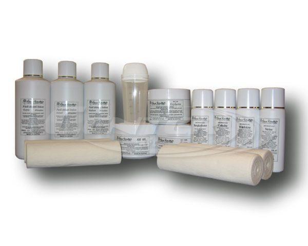 Wiener Kosmetikum aromaterápiás testfáslizás